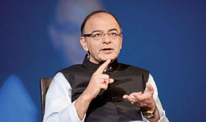 वित्त मंत्री अरुण जेटली का वादा, GST की टैक्स दरों में नहीं होगा कोई हैरान करने वाला फैसला- India TV Paisa