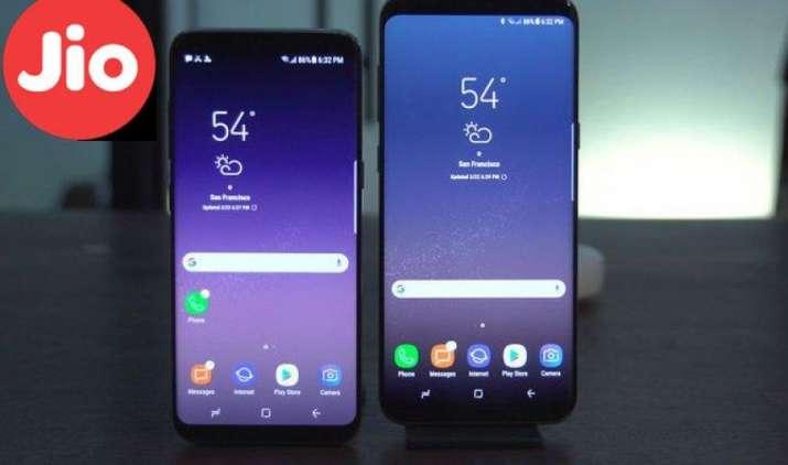 Samsung Galaxy S8 के यूजर्स के लिए स्पेशल ऑफर, 309 रुपए के रीचार्ज पर मिलेगा जियो का दोगुना डाटा- India TV Paisa