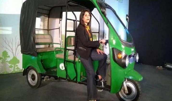 काइनेटिक ने फिर किया भारतीय बाजार में प्रवेश, लॉन्च किया एडवांस्ड लीथियम-आयन बैट्री वाला इलेक्ट्रिक थ्री-व्हीलर- India TV Paisa