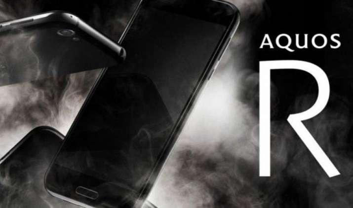 जापानी कंपनी Sharp ने लॉन्च किया Aquos R स्मार्टफोन, AI असिस्टेंट फीचर से है लैस- IndiaTV Paisa