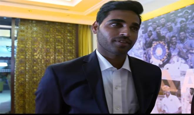 Bhuvneshwar Kumar- Khabar IndiaTV