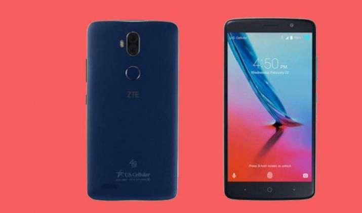ZTE ने लॉन्च किया ब्लेड मैक्स 3 स्मार्टफोन, दमदार बैटरी देगी 40 घंटे का टॉकटाइम- India TV Paisa