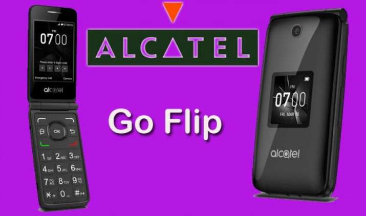 अल्काटेल ने लॉन्च किया नया Go Flip 4G मोबाइल फोन, साथ मिल रही है ये बेहतरीन स्कीम- IndiaTV Paisa