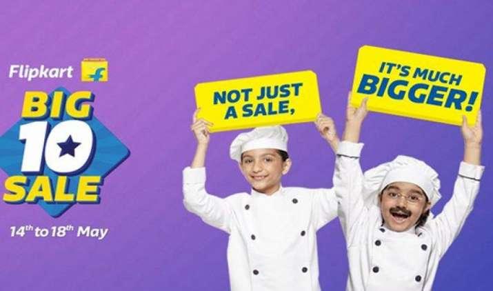 Big 10 Sale: Flipkart पर आज से शुरू हुई महासेल, iPhone 7 पर मिलेगा अब तक का सबसे बड़ा डिस्काउंट- IndiaTV Paisa