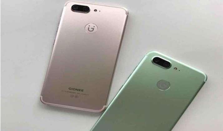 Gionee ने इन फीचर्स के साथ लॉन्च किया चार कैमरे वाला नया S10 स्मार्टफोन, जानिए क्या है कीमत- IndiaTV Paisa