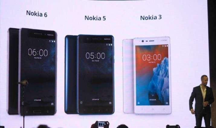 भारत में आज लॉन्च हो सकते हैं Nokia 3, Nokia 5, Nokia 6 और 3310 फोन, इन हैंडसेट्स का लोगों को बेसब्री से है इंतजार- IndiaTV Paisa
