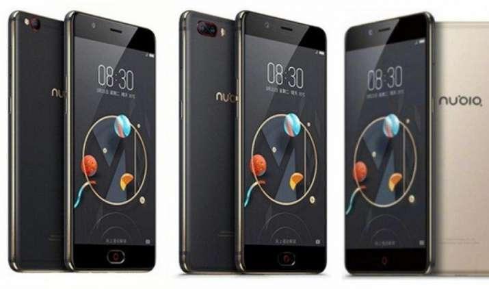 भारत में लॉन्च हुआ Nubia M2 लाइट स्मार्टफोन, 16MP फ्रंट कैमरा और 4G VoLTE से है लैस- IndiaTV Paisa