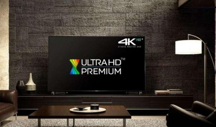 पैनासोनिक ने UA7 साउंड सिस्टम के साथ लॉन्च किया 4K अल्ट्रा एचडी TV, 4K TV सेगमेंट में 10 फीसदी हिस्सेदारी का है लक्ष्य- IndiaTV Paisa