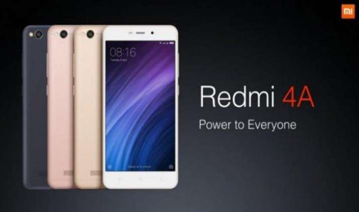 कुछ ही समय में शुरू होने वाली है Xiaomi Redmi 4A की सेल, इस सस्ते फोन के फीचर्स हैं शानदार- India TV Paisa