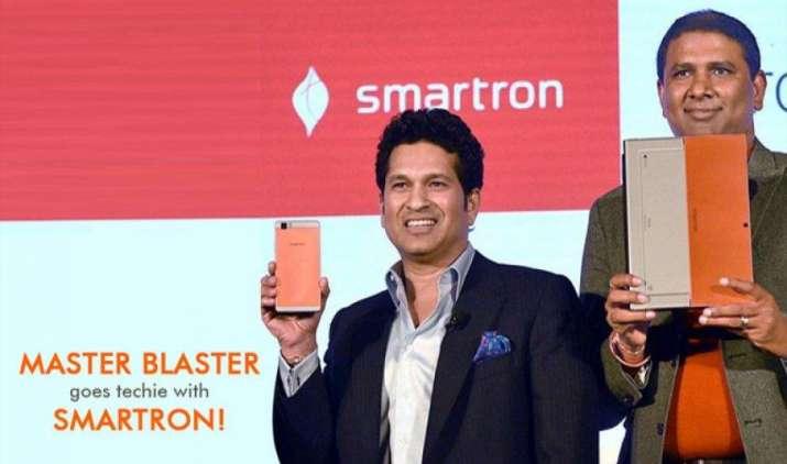 3 मई को Smartron पेश करेगी अपना srtphone, जबरदस्त फीचर वाले इस फोन पर होंगे सचिन तेंदुलकर के हस्ताक्षर- IndiaTV Paisa