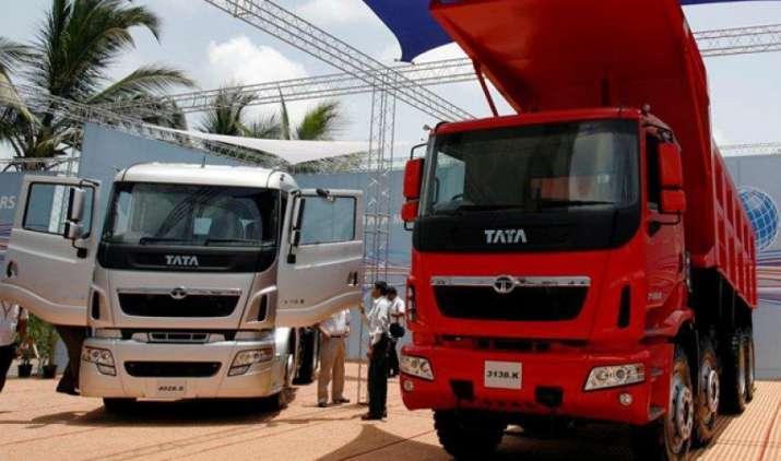 टाटा मोटर्स को कमर्शियल वेहिकल्स के निर्यात में 15 फीसदी बढ़ोतरी की उम्मीद, बीएस-III का मिलेगा फायदा- India TV Paisa