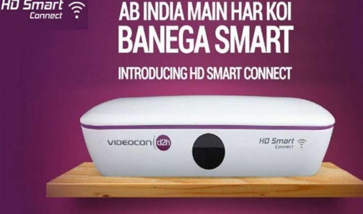 Videocon d2h ने लॉन्च किया नया सेटटॉप बॉक्स d2h Stream, साधारण TV को भी ये बना देगा स्मार्ट- IndiaTV Paisa