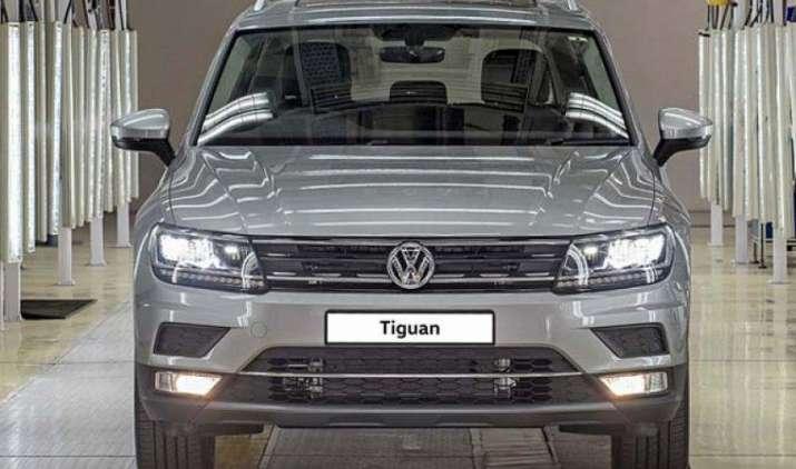 फॉक्सवैगन ने भारत में लॉन्च किया Tiguan SUV, शुरुआती कीमत है 28 लाख रुपए- IndiaTV Paisa