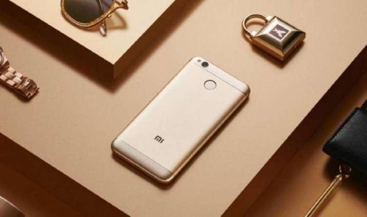 Xiaomi ने लॉन्च किया Redmi 4X स्मार्टफोन का 4GB रैम वैरिएंट, कीमत 10,227 रुपए- IndiaTV Paisa
