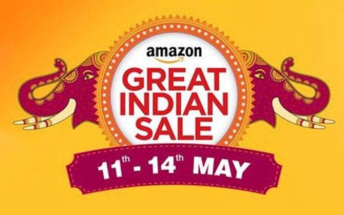 #GreatIndianSale: अमेजन सेल का दूसरा दिन, iPhone7 सहित इन प्रोडक्ट पर मिल रहा है जबर्दस्त डिस्काउंट- IndiaTV Paisa