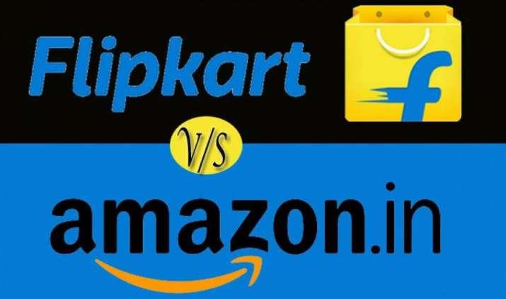 Amazon और Flipkart के बीच फिर शुरू होगी सेल की जंग, ग्राहकों को मिलेगा 80% डिस्काउंट का फायदा- IndiaTV Paisa