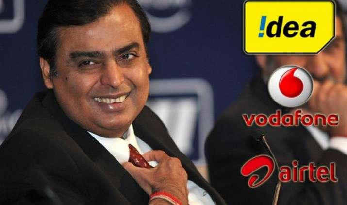 Reliance Jio का आरोप, Airtel-Vodafone-Idea के कारण सरकार को हुआ 400 करोड़ रुपए का नुकसान- IndiaTV Paisa