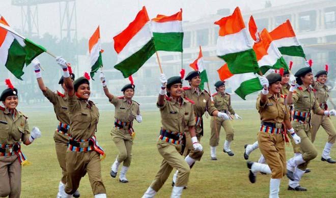 Image result for दिव्यांका हमेशा एनसीसी
