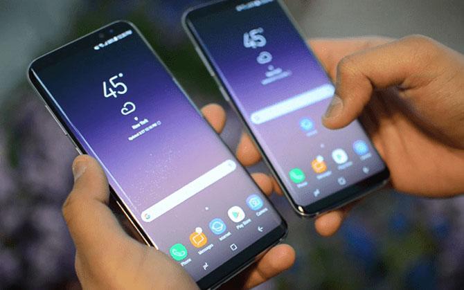 सैमसंग गैलेक्सी S8 और S8 प्लस का भारत में इंतजार खत्म, कल से शुरू होगी बिक्री- IndiaTV Paisa