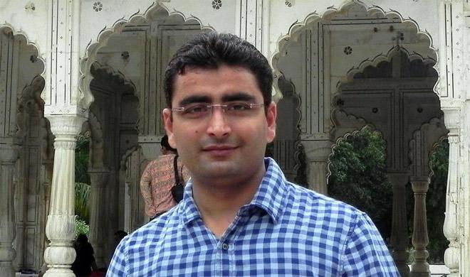 Sanjay Kumar Khatri | Facebook Photo- Khabar IndiaTV