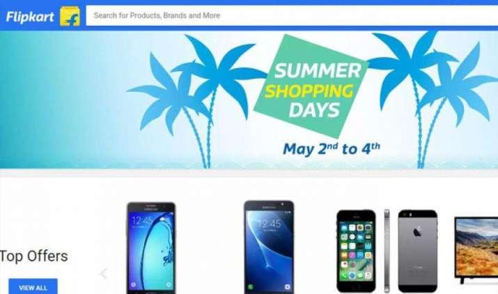 Flipkart पर शुरू हुई समर शॉपिंग डेज सेल, इन प्रोडक्ट पर मिल रहा है 80 फीसदी तक डिस्काउंट- IndiaTV Paisa