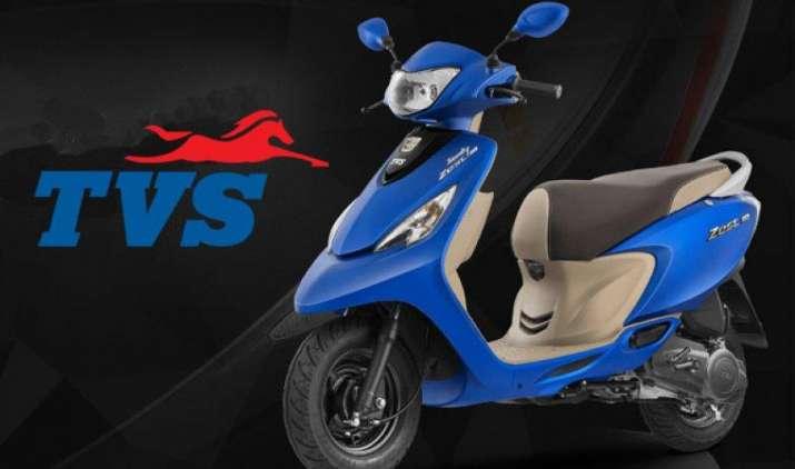 TVS ने लॉन्च की नई तेज तर्रार स्कूटी जेस्ट 110, दिल्ली में एक्स शोरूम कीमत 46538 रुपए- IndiaTV Paisa