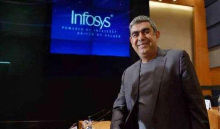 Infosys के CEO विशाल सिक्का का वेतन FY17 में 67% घटा, फिर भी कर्मचारियों के औसत वेतन से 283 गुना है अधिक- IndiaTV Paisa