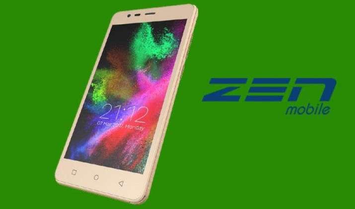 Zen ने बाजार में उतारा एक और सस्ता 4G फोन Admire Joy, कीमत 3,777 रुपए- IndiaTV Paisa