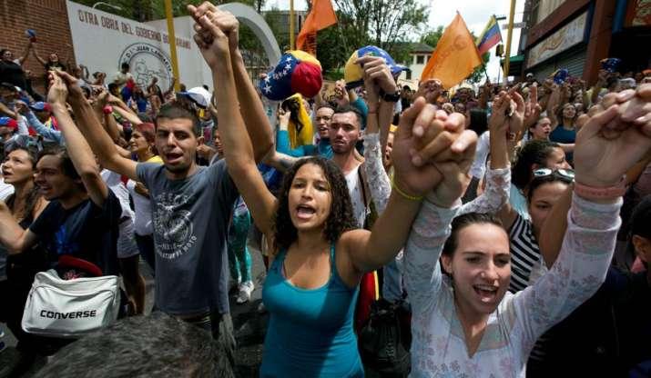 Venezuela- India TV