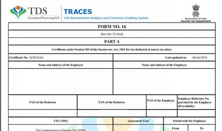 कर्मचारी के वेतन से TDS काटने पर अनिवार्य है 15 जून तक फॉर्म-16 देना, नहीं तो 100 रुपए प्रतिदिन की लगेगी पेनाल्टी- IndiaTV Paisa