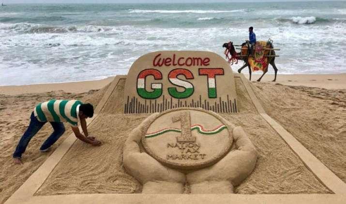 राष्ट्रपति ने घंटा बजाकर किया GST को लॉन्च, PM ने बताया इसे सभी राजनीतिक दलों का साझा प्रयास- India TV Paisa