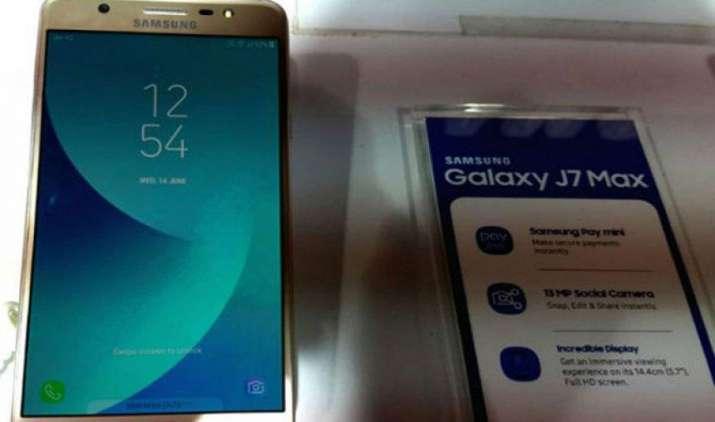 लॉन्च हुए Samsung Galaxy J7 Pro और Galaxy J7 Max स्मार्टफोन्स, ऑफलाइन होगी इनकी बिक्री- IndiaTV Paisa