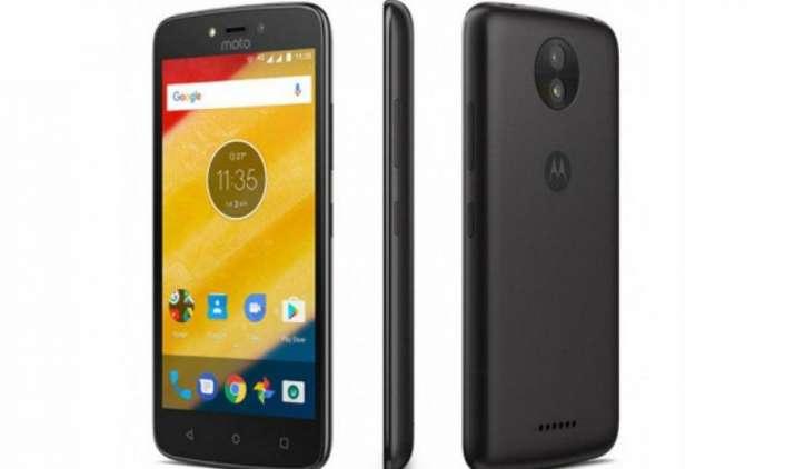 Motorola ने 5,999 में लॉन्च किया अपना सस्ता स्मार्टफोन Moto C, डुअल सिम और 4G VoLTE से है लैस- IndiaTV Paisa