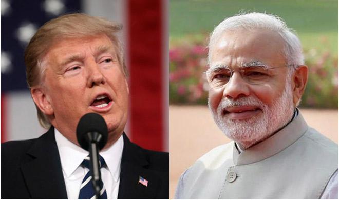Donald Trump and Narendra Modi | AP/PTI- Khabar IndiaTV