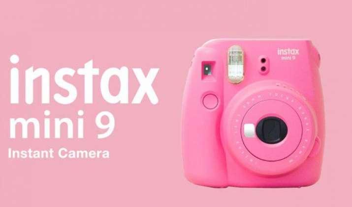 फूजी ने लॉन्च किया इंस्टेंट प्रिंट तकनीक के साथ इंस्टेक्स मिनी9 कैमरा, कीमत 5999 रुपए- IndiaTV Paisa