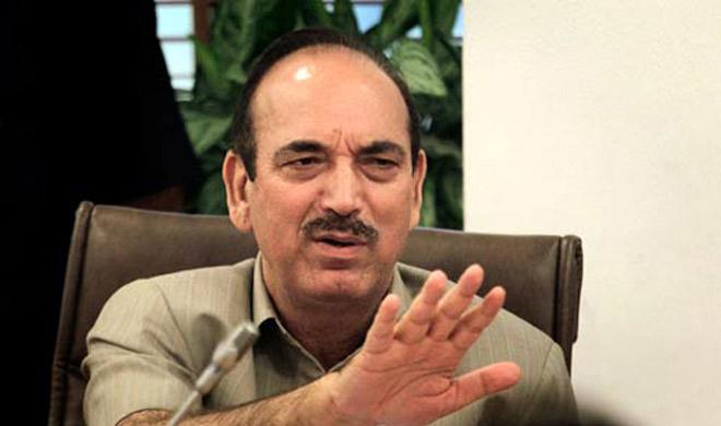 Ghulam Nabi Azad   PTI- Khabar IndiaTV