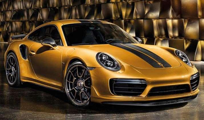 पोर्श ने पेश की लिमिटेड एडिशन 911 टर्बो कार, सिर्फ 500 ग्राहकों को मिलेगी यह 4 करोड़ की कार- IndiaTV Paisa