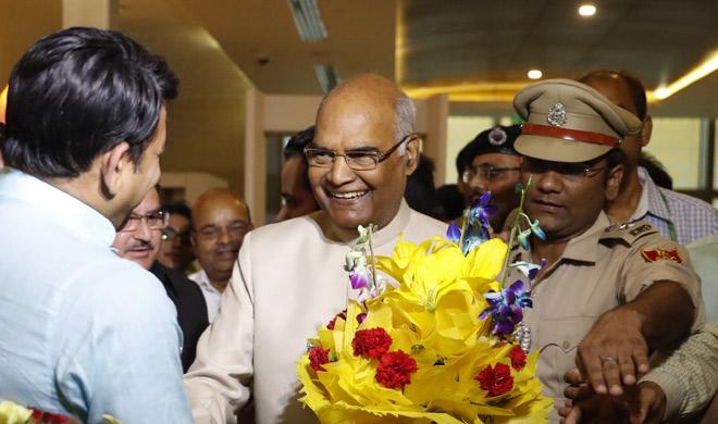 Ram Nath Kovind | AP Photo- Khabar IndiaTV