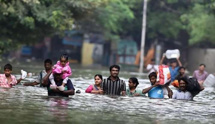 tripura-floods- Khabar IndiaTV