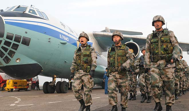 China can set up its military camp in Pakistan- India TV