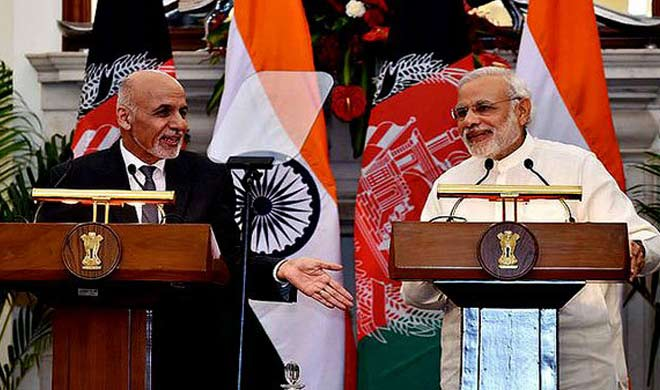 india is the most trustworthy partner of afghanistan- India TV