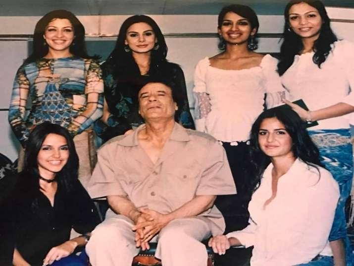 muammar gaddafi- India TV