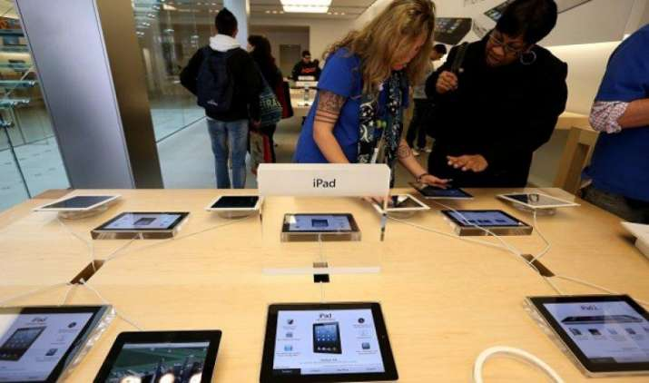 GST impact : भारत में iPhone, iPad, Mac, Apple Watch हुए सस्ते, Apple ने 7.5% तक घटाए दाम- India TV Paisa