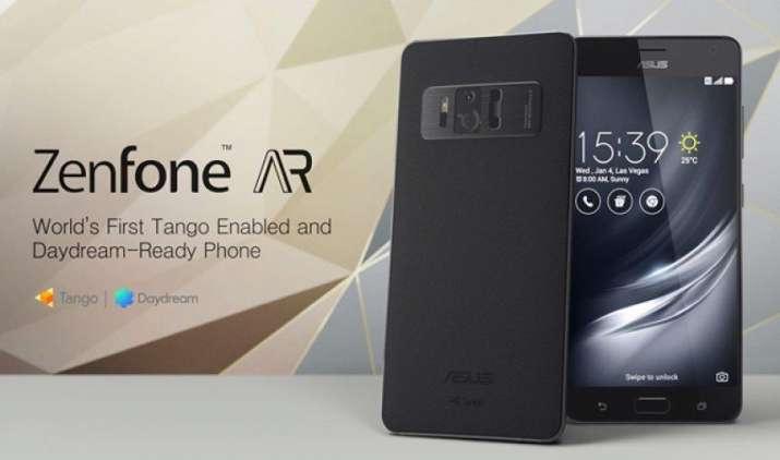 आसुस 13 जुलाई को भारत में लांच करेगी 'Zenfone AR', इन खासियतों से होगा लैस- IndiaTV Paisa