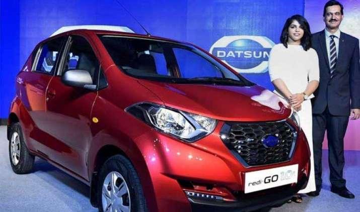 Datsun ने भारतीय बाजार में उतारी 1000 सीसी वाली रेडी गो, 1 लीटर पेट्रोल में चलेगी 22.5 किमी- IndiaTV Paisa