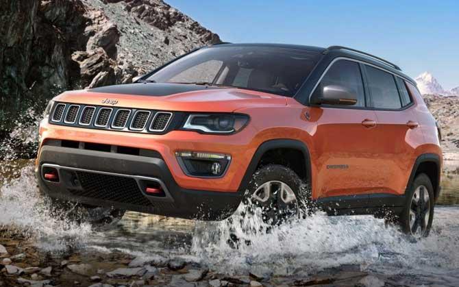 Jeep 31 जुलाई को लॉन्च करेगी अपनी पहली Made In India कंपास, 50000 रुपए में शुरू हुई बुकिंग- India TV Paisa