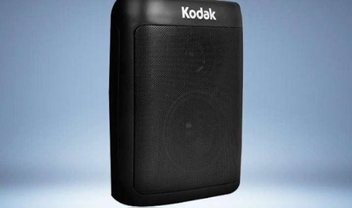 Kodak ने लॉन्च किया ब्लूटूथ टीवी स्पीकर, कीमत 3,290 रुपए- India TV Paisa