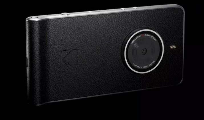 Kodak ने लॉन्च किया Kodak Ektra स्मार्टफोन, 21MP के रियर और 13MP फ्रंट कैमरे से है लैस- IndiaTV Paisa