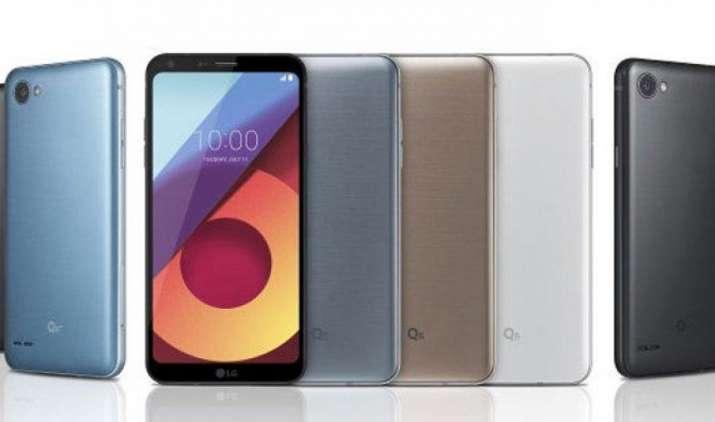LG ने पेश किए तीन नए स्मार्टफोन LG Q6+, Q6 और Q6a, ये हैं इनकी स्पेसिफिकेशंस- IndiaTV Paisa