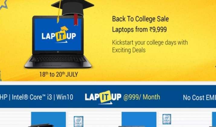 फ्लिपकार्ट और अमेजन पर लगी है लैपटॉप की सेल, 9,999 रुपए से है कीमत की शुरुआत- India TV Paisa